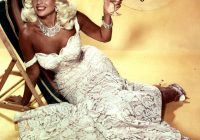 jayne mansfield white dress michelle olivetti flickr Jayne Mansfield Wedding Dress