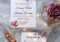 jeans bouquet pink and purple floral uv printed wedding invitation on vellum paper swuv011 as low as 137 stylishwedd Wedding Invite Printing
