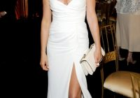 jennifer anistons wedding dress details revealed hello Jennifer Aniston Wedding Dress Brad Pitt