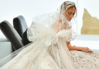 jennifer lopez wears stunning sofia vergara like wedding Jlo Wedding Dress