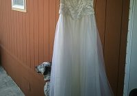 jessica mcclintock gunne sax weddingprom dress Gunne Sax Wedding Dress
