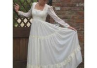 jessica mcclintock gunny sack dresses fashion dresses Gunny Sack Wedding Dress