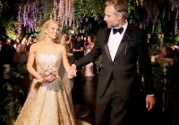 jessica simpson walks down the aisle in her wedding video Jessica Simpsons Wedding Dress