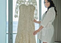jewish modern orthodox wedding dress with custom lace Orthodox Wedding Dresses