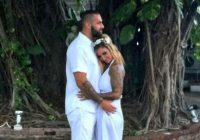 jodie marshs wedding dress revealed and its a bit of a shock Jodie Marsh Wedding Dress