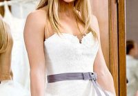 kate hudson strapless ball gown celebrity wedding dress in bride wars Kate Hudson Wedding Dress In Bride Wars