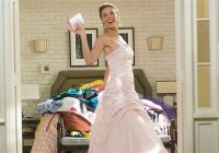 katherine heigl celebrates 27 dresses 10th anniversary Katherine Heigl 27 Dresses Wedding Dress
