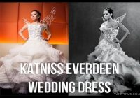 katniss everdeen wedding dress cosplay behind the scenes Katniss Wedding Dress
