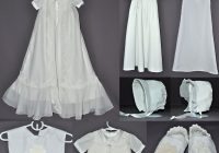 keepsakes from your wedding dress have your granchildrens Christening Gown From Wedding Dress