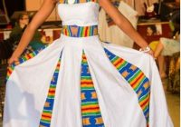 kente wedding gown tekay designs in 2021 african dress African American Wedding Dress Designers
