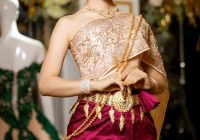 khmer wedding costume cambodian wedding outfits in 2021 Cambodian Wedding Dress