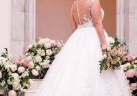 lace and tulle plus size ball gown wedding dress in 2021 Wedding Dresses Bellevue