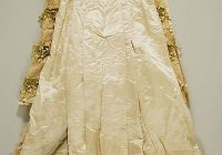 late 1800s wedding dress back wedding ideas juxtapost 1800s Wedding Dress