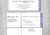 layered wedding invitation and reply card set michelle james designs Wedding Invitations Reply
