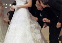 love this gown such a beautiful sheer lace sleeve length Ivanka Trump Wedding Dress