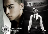 luna plena big bang taeyangs wedding dress Wedding Dress By Taeyang