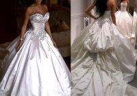 luxurious ivory bling pnina tornai wedding dress sweetheart ball gowns sparkly crystal backless cathedral long train bridal gowns wedding dress online Wedding Dresses By Pnina Tornai