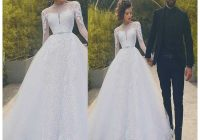 luxury african wedding dresses ball lace appliques classical wedding dress bridal gowns 2020 elegant informal bride dress Aliexpress Wedding Dress