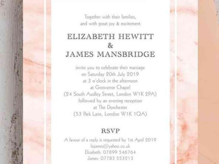 Permalink to Wedding Invitation Uk Design