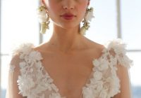 marchesa wedding dress collection ss 2021 bridal makeup Marchesa Wedding Dress s