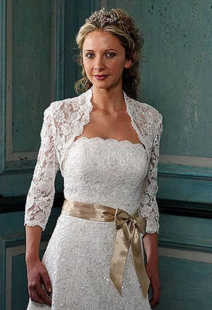 Permalink to Short Wedding Dresses For Mature Women
