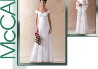 mccalls 4714 wedding gown Mccall Wedding Dress Patterns