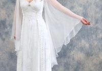 medieval and celtic wedding gowns custom storybook wedding Faerie Wedding Dress