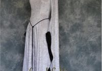medieval handfasting gown renaissance gown pre raphaelite dress robe medievale elvish gown pagan wedding dress freya Handfasting Wedding Dresses