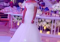 mermaid african wedding dress white bridal gown 2021 new African American Wedding Dress Designers