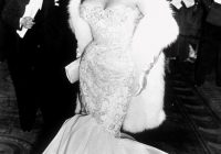 mermaid gowns old hollywood glamour vintage style files Jayne Mansfield Wedding Dress