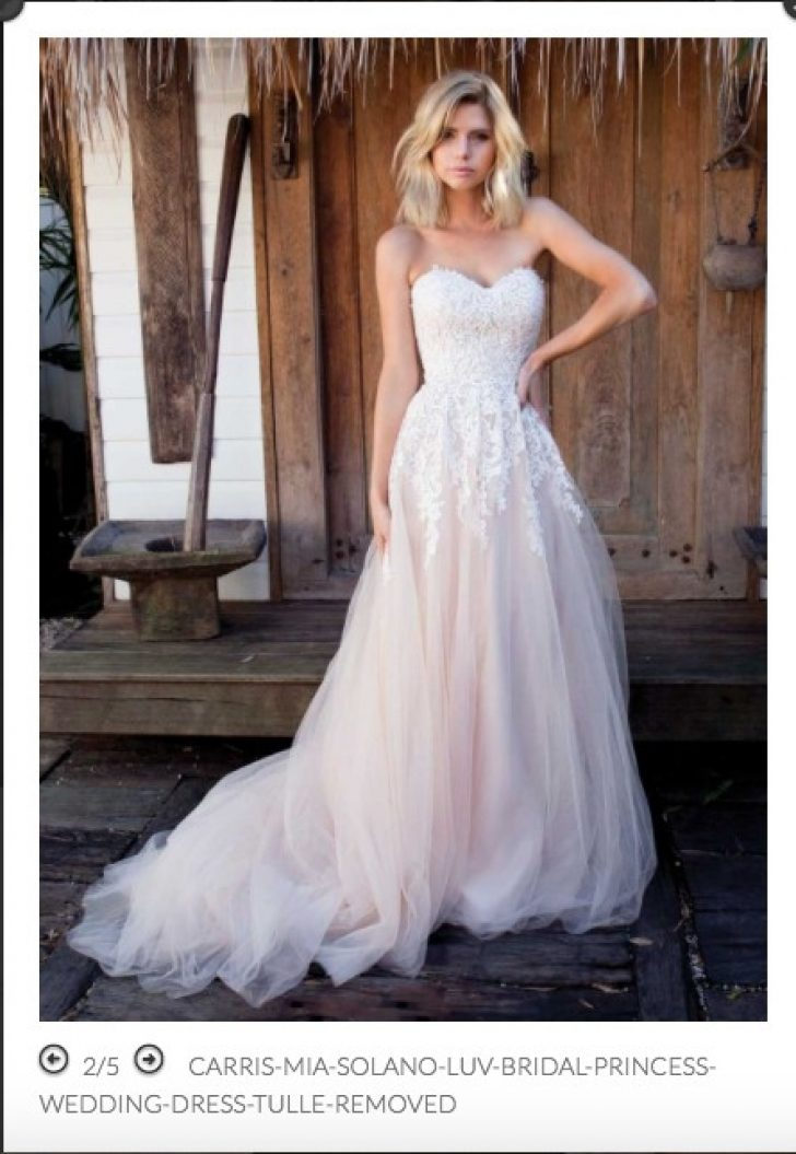 Permalink to 10 Mia Solano Wedding Dresses
