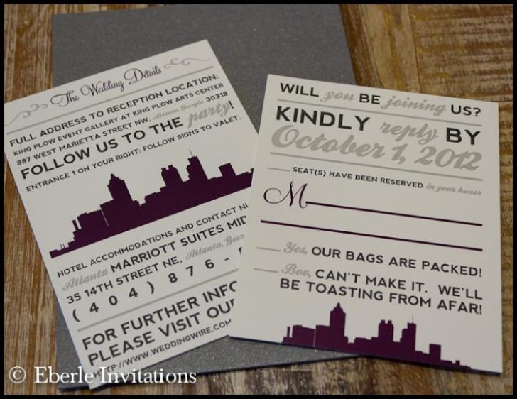 Permalink to Atlanta Wedding Invitations