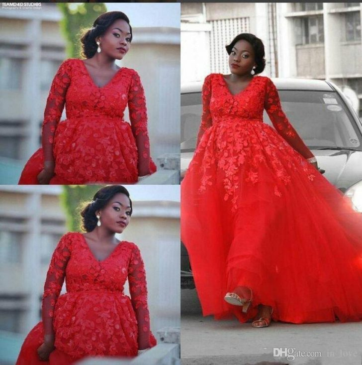 Permalink to Red Plus Size Wedding Dresses