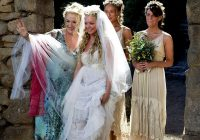 movie wedding this is how much those weddings in your Mamma Mia Wedding Dress