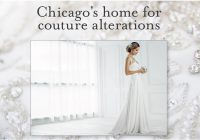 mscouture Wedding Dress Alterations Chicago