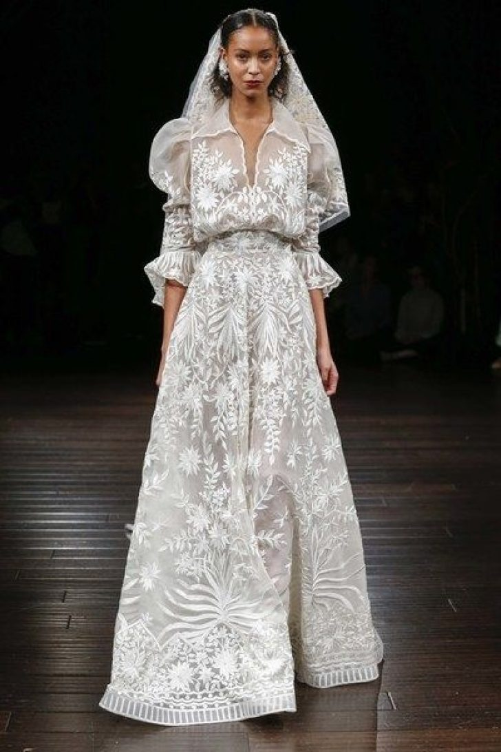 Permalink to 10 Naeem Khan Wedding Dresses Ideas