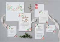 necessities to include on your wedding invitation suite What To Include In Your Wedding Invitations