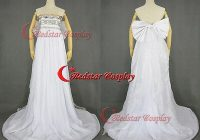 neo queen serenity cosplay dress from sailor moon princess serenity wedding type ebay Princess Serenity Wedding Dress