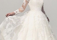 New 500 wedding dresses short and tea length ideas in 2021 Beautiful Short Lace Wedding Dresses With Sleeves