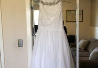 new and used wedding dress for sale in vacaville ca offerup Used Wedding Dresses Sacramento