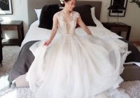 New ines di santo aria wedding dress Elegant Aria Wedding Dresses