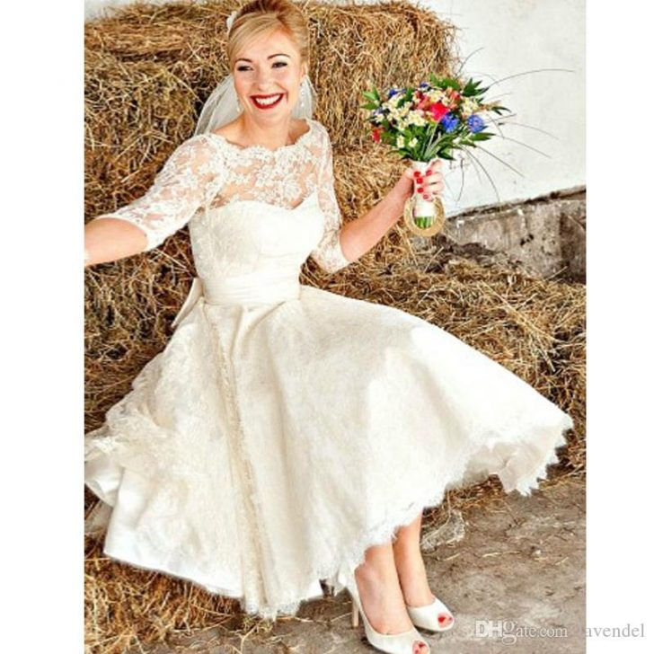 Permalink to Pretty Fifties Wedding Dress