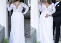non traditional plus size wedding dresses at two piece Non Traditional Wedding Dresses Plus Size