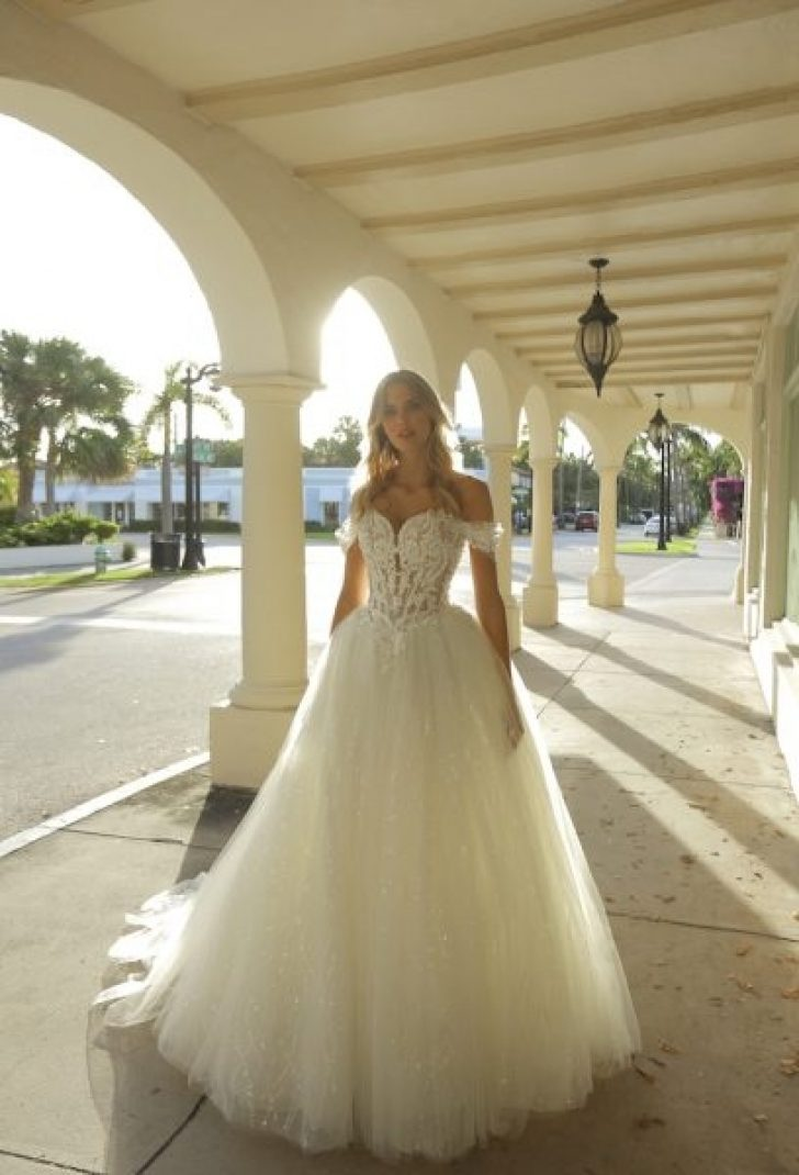 Permalink to Basque Waist Wedding Dress