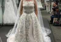 oleg cassini cwg658 wedding dress on sale 43 off Oleg Cassini Wedding Dress
