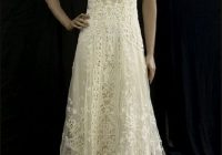 peasant style wedding gowns vintage flapper dress dresses Peasant Style Wedding Dresses