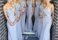 periwinkle bridesmaid dresses love he color its perfect Periwinkle Wedding Dresses