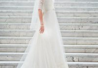 pin daniela garcia on wedding inspiration modest Lds Modest Wedding Dresses