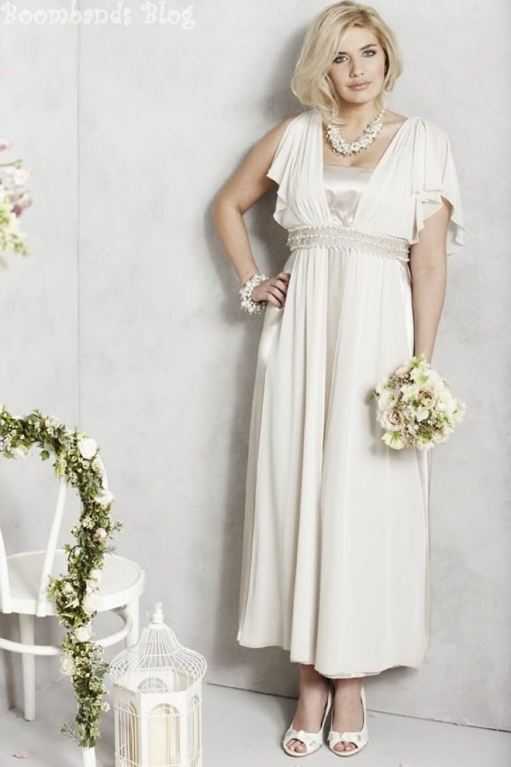 Permalink to Nice Wedding Dresses For Plus Size Older Brides