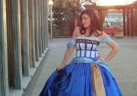 pin on dream wedding Tardis Wedding Dress